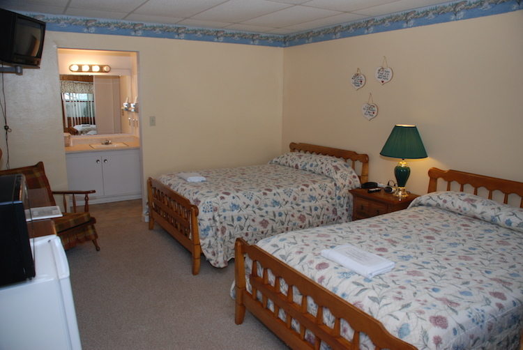 Pet Friendly Room with 2 beds