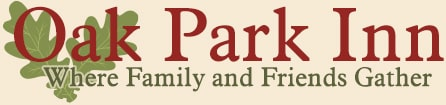 Oak Park Inn, Logo